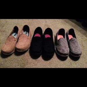 Danskin Shoes - 3 pair women's shoes